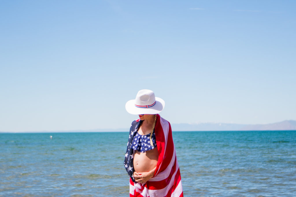 Fourth of July at Bear Lake, UT Liz Dean