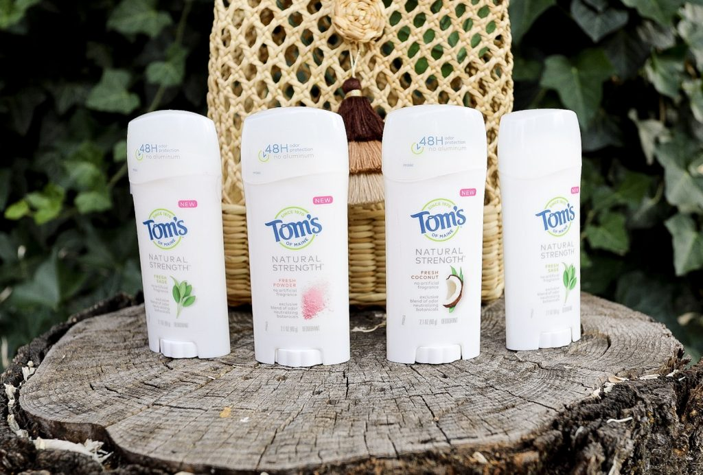 Earth Friendly Deodorant Tom's of Maine