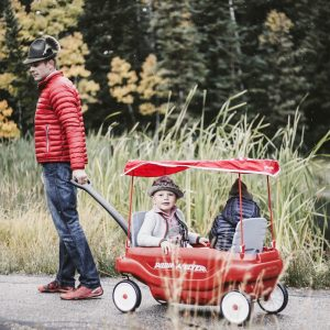 Wheeling into Fall Activities with Radio Flyer (And HUGE Sale On October 1!)