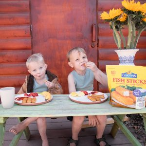 3 Ideas to Incorporate Seafood Into Your Child's Meals 2x/Week